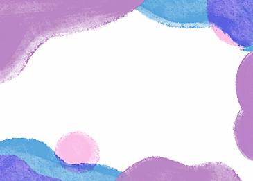simple color block watercolor background