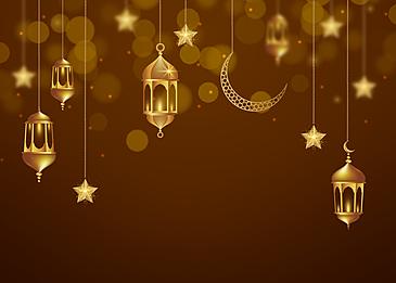 star and moon decoration pendant eid mubarak