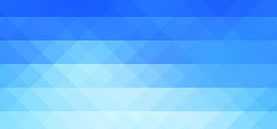 triangle abstract geometric gradient blue background