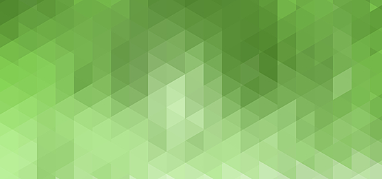 triangle green abstract geometric gradient background