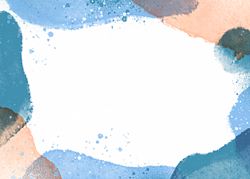 water color block abstract background