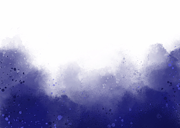 watercolor style dark blue background