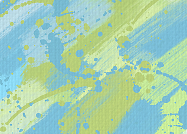 blue green oil painting texture texture background