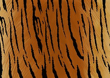 tiger print background wild animal seamless