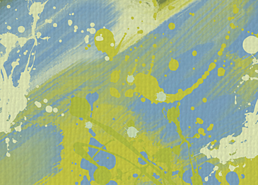 mustard green oil painting texture texture background