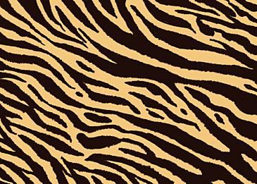 tiger animal print background