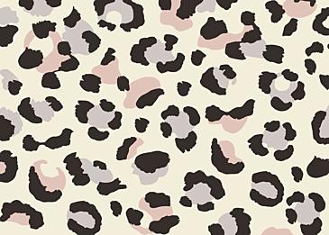 animal fur print background