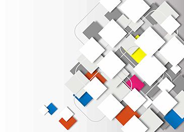 square square white block business background multicolor