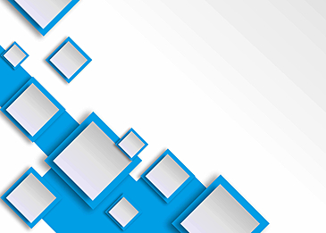 square abstract background abstract blue light blue three dimensional
