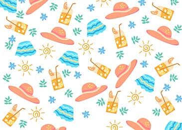 summer lovely sunny background