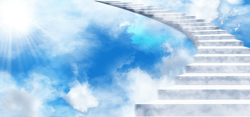 clouds abstract clouds light effect heaven background