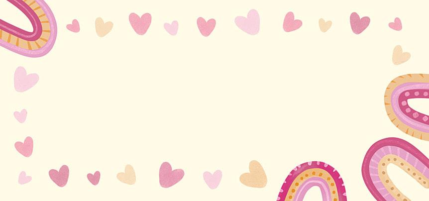 bohemian rainbow pink love graffiti