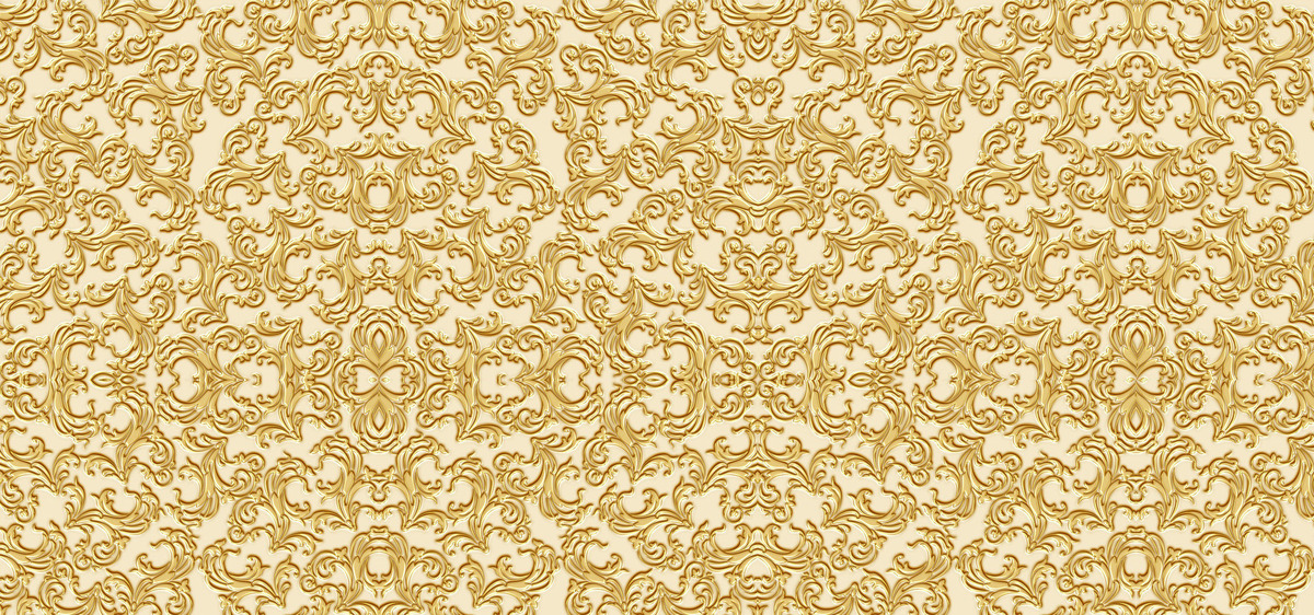 damas tendance tapisserie arabesque contexte sans soudure