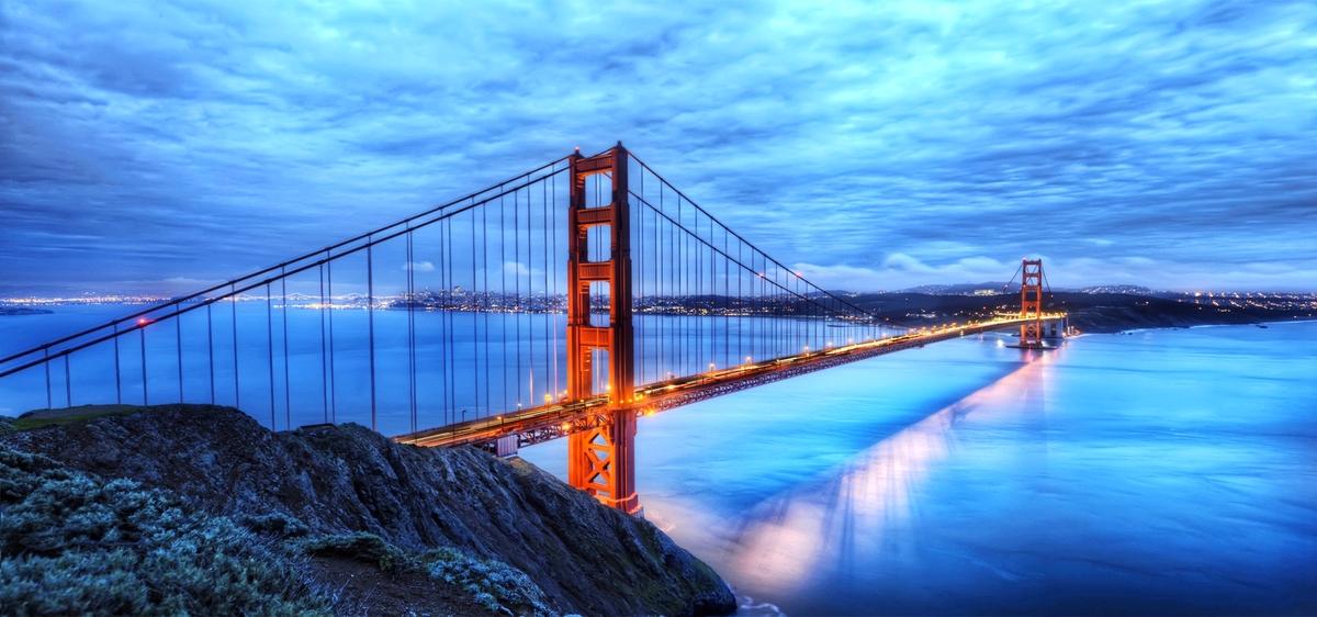 Hermoso puente Hermoso Puente La Fotografia De Paisaje Puente De ...