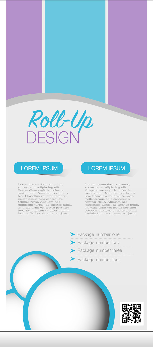 template banner design business background, web, card, icon
