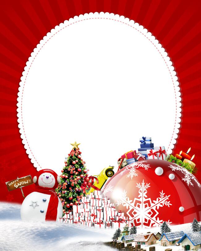 Der hintergrund rot Weihnachten Schneemann Rot Weihnachten Der ...