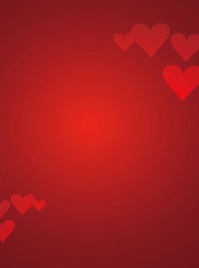 L Amore Di Sfondo Rosso Rosso L Amore Semplice Immagine Di Sfondo