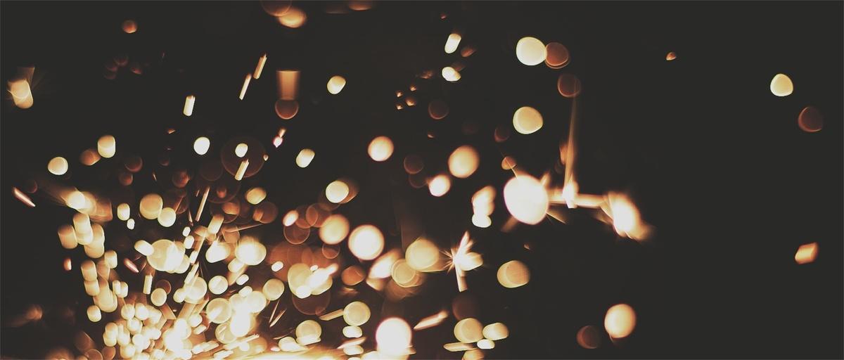 firework light celebration explosive background bright decoration