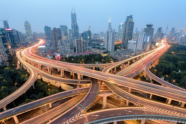Bandar Melalaikan Pemandangan Gambar Hd Melalaikan Jembatan Lampu