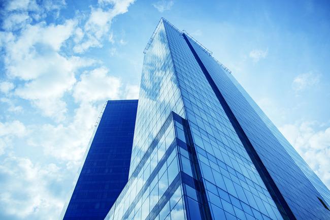 Architecture information bureau de la ville tour verre le centre