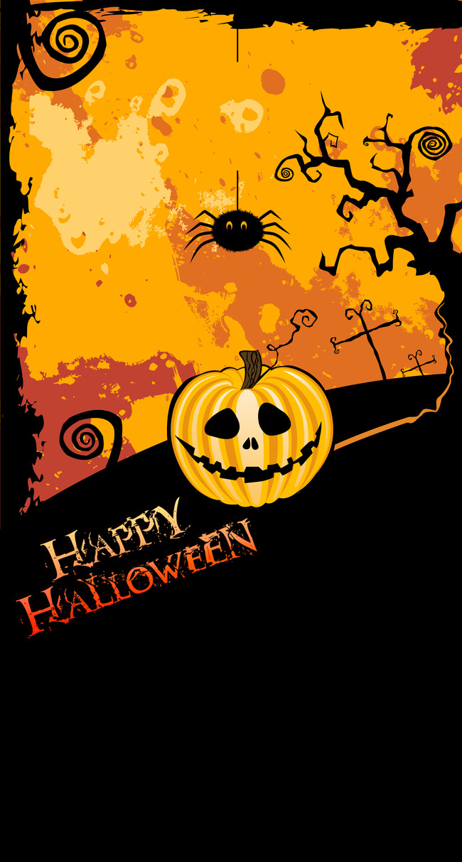 Halloween background Publicidad Paginas A Color Halloween Roll ...