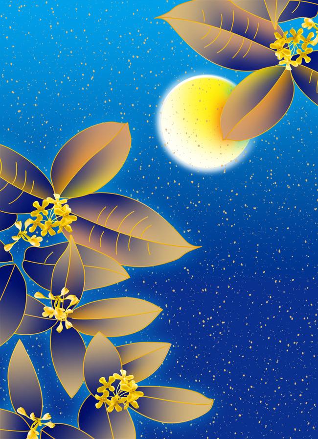 Lotus Flower Design Floral Background