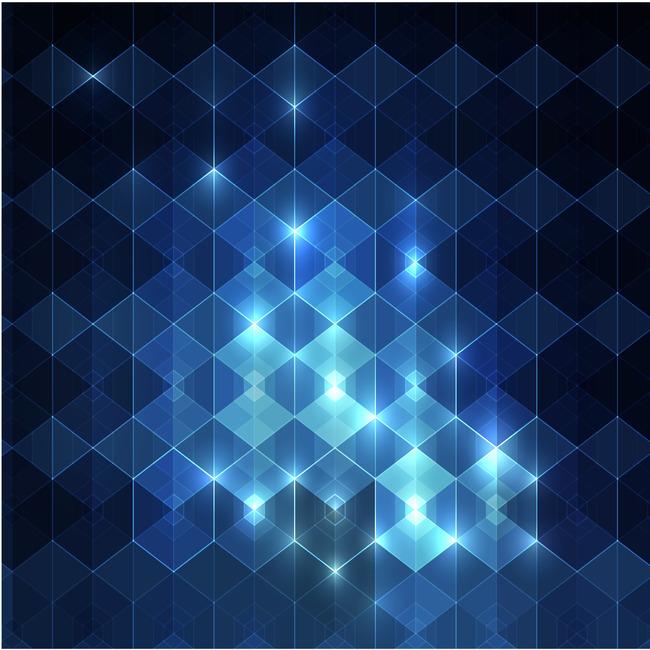 Tuile Mosaïque De Quadrillage Contexte Conception Pixel Art Image De