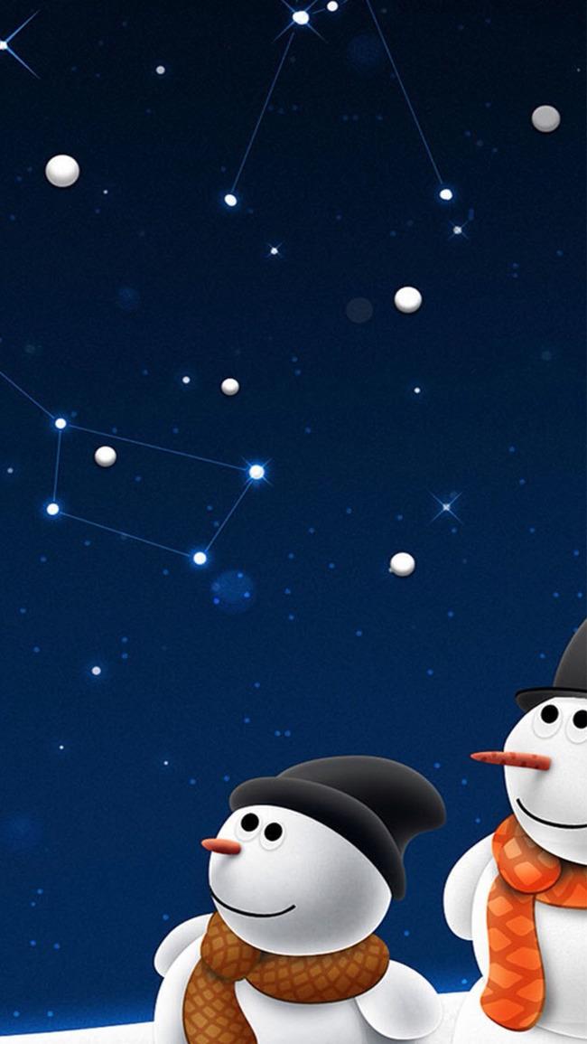Stern Planeten Sterne Mond Hintergrund Nacht Raum