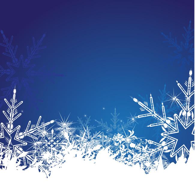 snow ice winter snowflake background season holiday snowflakes