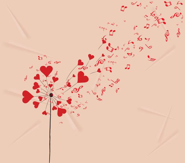 Carte Dessin Floral Information Pissenlit Fleur Plante Decoration Image De Fond Pour Le Telechargement Gratuit