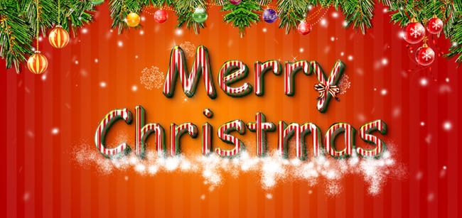 Navidad Material De Antecedentes Ingles Carta Cambio Gradual Imagen