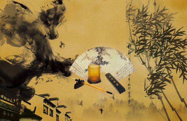 Ancient Chinese Style Poster Background Chinese Style Ancient