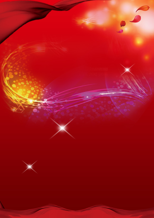 Atmospheric color light effect red background material & Atmospheric Color Light Effect Red Background Material Atmosphere ...
