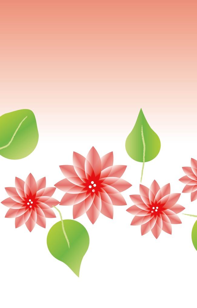 Floral lotus flower leaf plant spring art background image for floral lotus flower leaf mightylinksfo