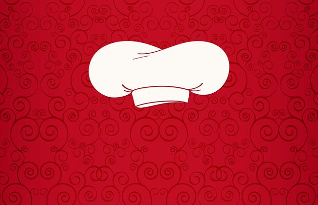 Illustration Muster schattierung Lebensmittel poster hintergrund ...