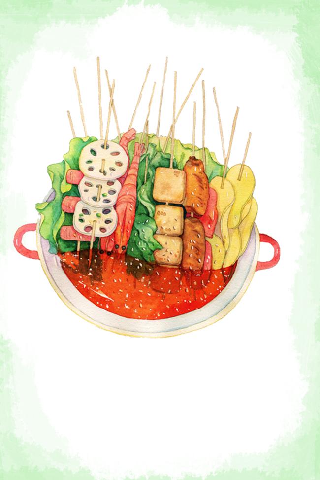 Sichuan Küche | Hintergrund Der Sichuan Kuche Waren Plakate Der Sichuan Kuche