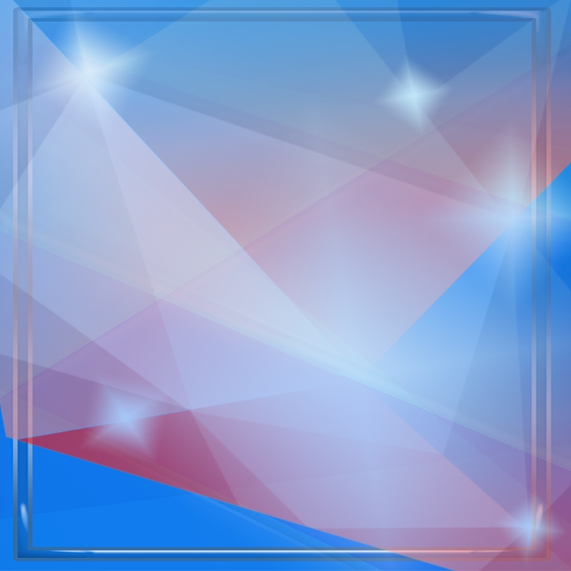Blue Red Blurred Abstract Background Vector Material