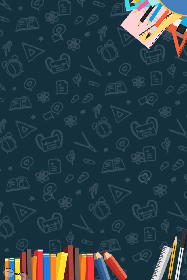 Cartoon Contact Illustration Vector Background Material Geometry