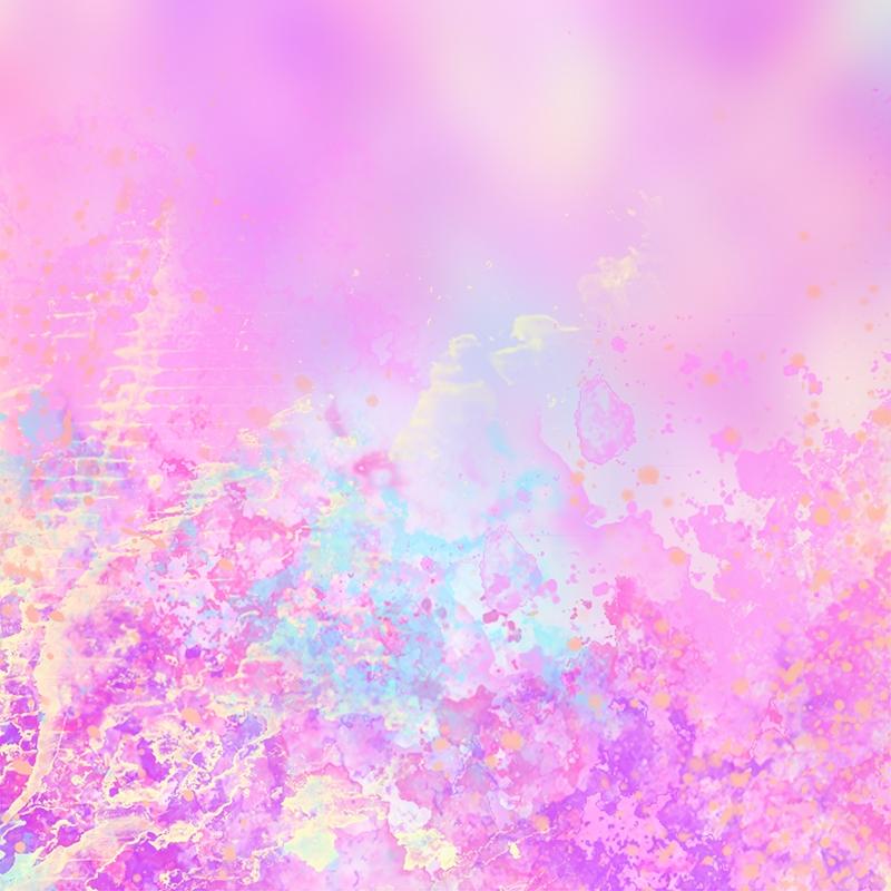 Fantasy Purple Powder Gradient Background, Fantasy, Purple, Pink Background  Image For Free Download