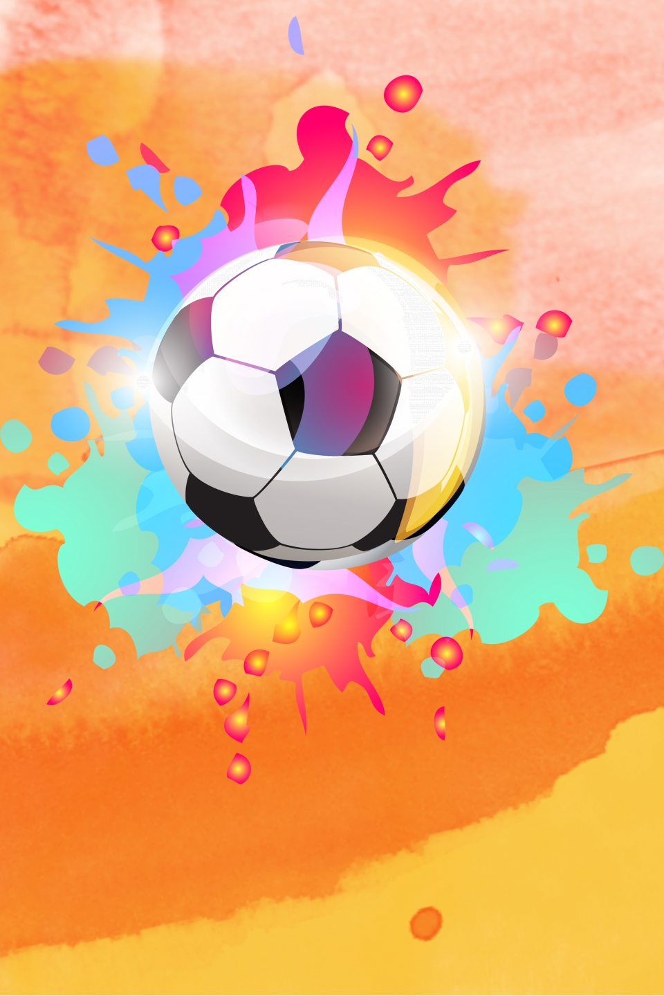 Football Hegemony Psd Poster Design Background Material Football Match Football Match Football League Background Image For Free Download