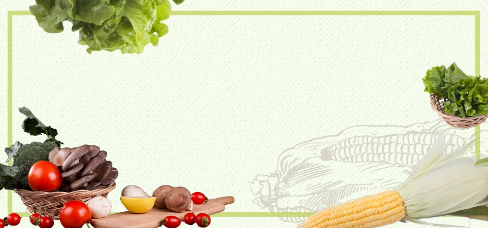 Green Vegetable Background Material Green Organic Nutrition Background Image For Free Download