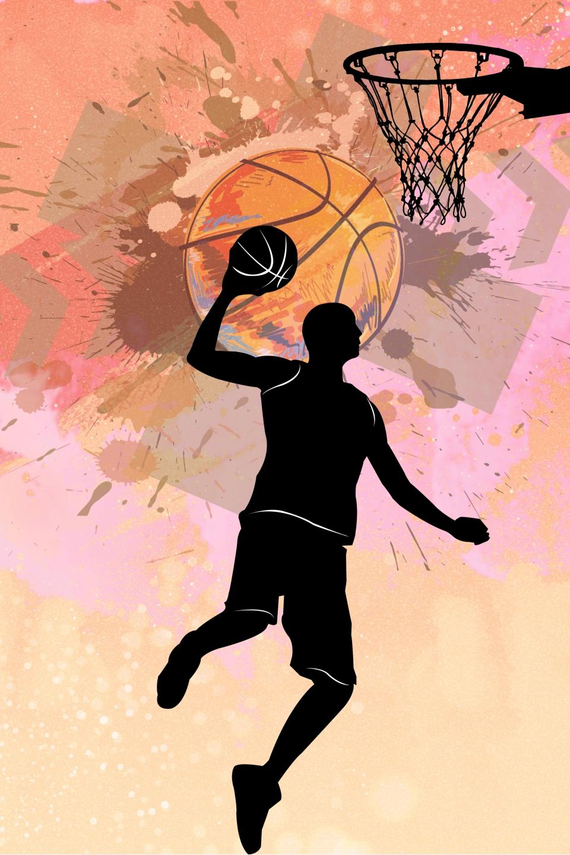 картинки про баскетбол рисунки анимационные фоны интернета