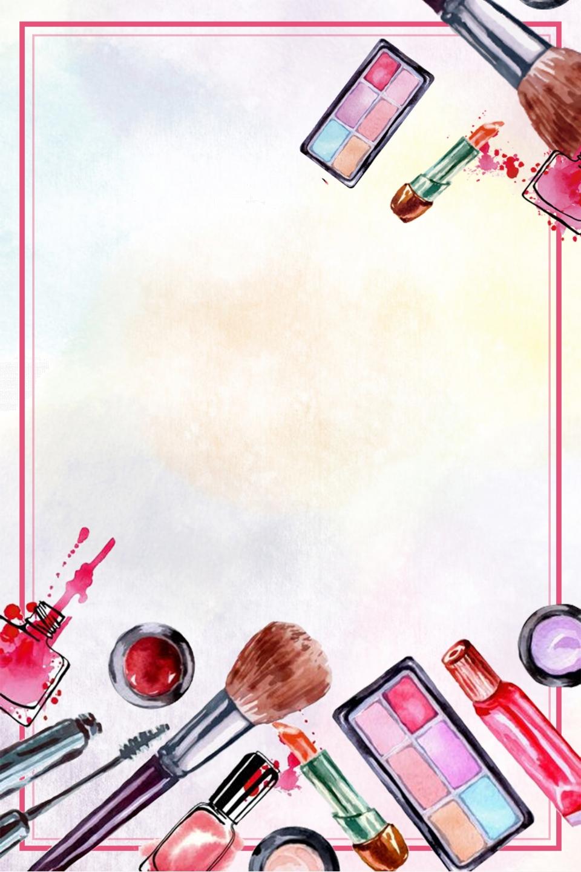 картинки косметики и парфюмерии для аватарки группы акварелью мозга представляет