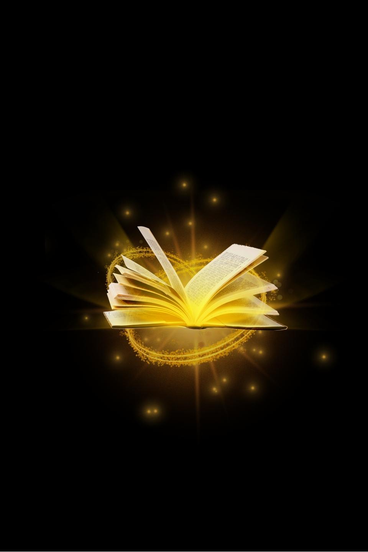 無料ダウンロードのための黒 かっこいい 本 読書 アクティビティ