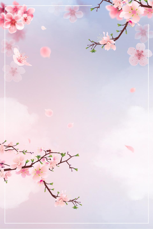 Fiori Bianchi Fiori Di Pesco.Fiori Di Pesco Rosa Fresco E Bello Fiori Che Sbocciano Sfondo Hd