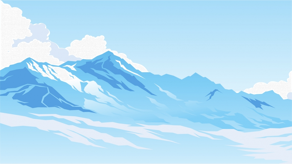 Blue Mountains Hd Background Blue Mountain Iceberg Background Image For Free Download