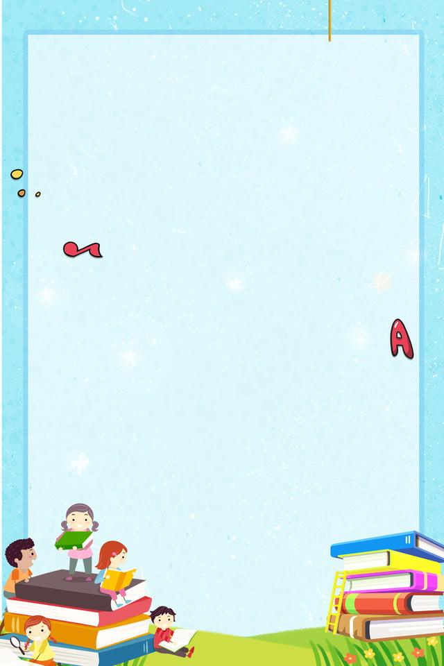الكرتون ناقلات روضة تسجيل خلفية ملصق ملصق تسجيل رياض الأطفال بداية الروضة روضة أطفال صورة الخلفية للتحميل مجانا