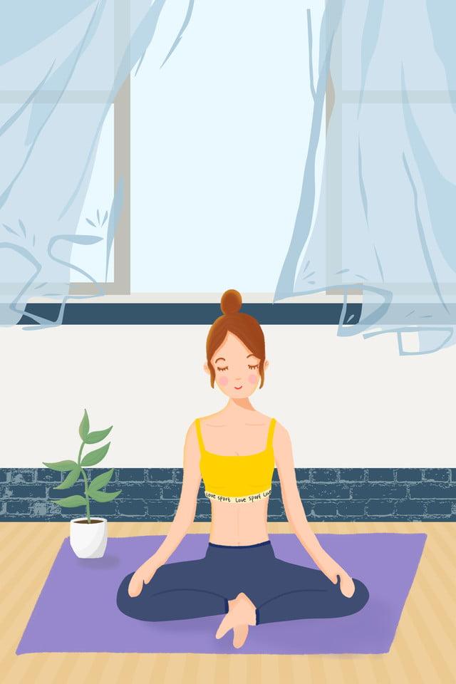 йога в картинках без времени с подсказками