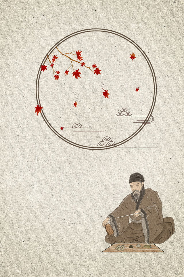 Chinese Style Ancient Acupuncture In The Medical Law Poster Background Material Tcm Health Acupuncture Culture Acupuncture Profile Background Image For Free Download