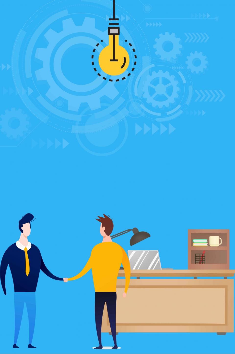 Gambar Kerjasama Di Sekolah Kartun Kerjasama Dan Imej Latar Belakang Win Win Kerjasama Menang